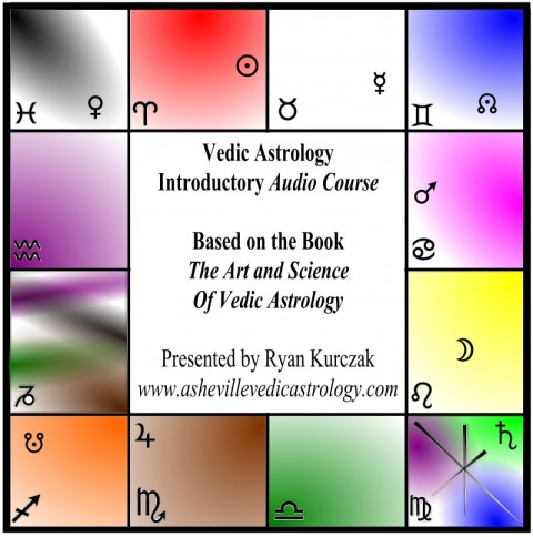8 Hour Vedic Astrology Introductory Audio Course
