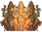 May Ganesh Clear All Doubts and Reveal the Supreme Eternal Being Within and Around Us!